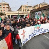 La solidarietà dell'Anpi alla redazione di Repubblica Genova