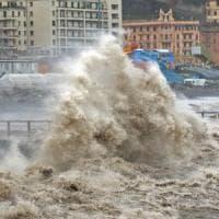 Migliora la situazione in Liguria ma resta l'allerta