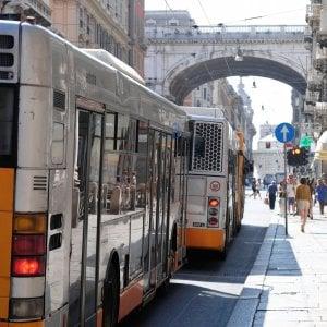 Trasporto pubblico locale, Genova ha perso il 14% dei passeggeri