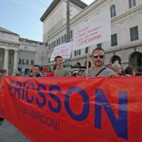 Lavoro, sciopero dei dipendenti di Ericsson e Abb