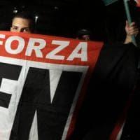 Forza Nuova, volantini contro la Cgil a Genova