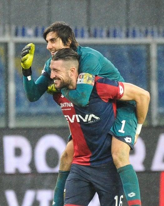 Genoa-Sassuolo, il film della partita