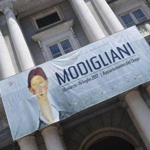 Modigliani: secondo la perizia della procura i quadri di Genova sono falsi