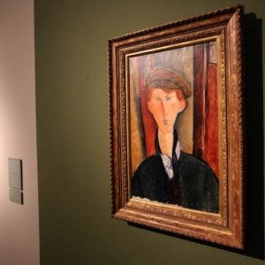 """Mostra di Modigliani, l'esperta della Procura: """"I falsi erano voluti"""""""