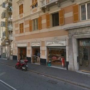 Chiude Sbrano, la notte di Genova resta senza pizza