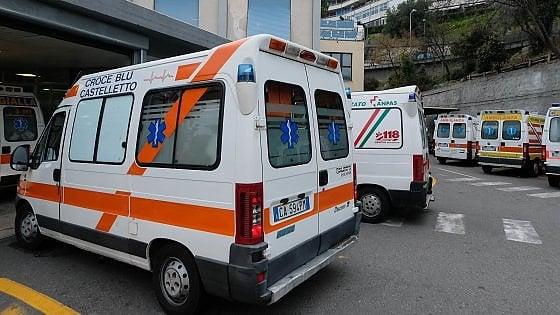 Ventimiglia, migrante muore folgorato su tetto di un treno