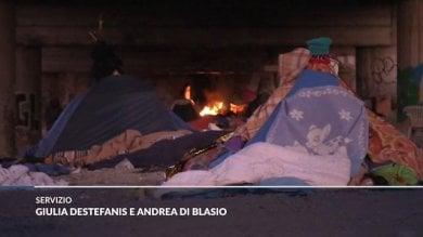 Ventimiglia, ruspe tra i migranti per sgomberare il Roja
