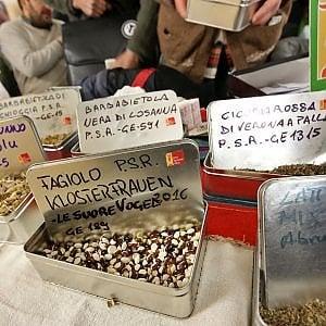 Alla fiera dei semi per salvare le piante che sanno di antico