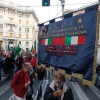 Corteo antifascista a Genova, il no dell'Anpi