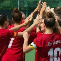 Calcio femminile, domenica amara per le genovesi