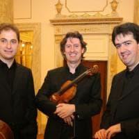 Carlo Felice, Beethoven integrale Trio di Parma per la Gog