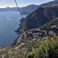 Abuso edilizio scoperto nel Parco Cinque Terre