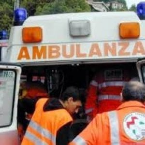 Incidente a Pontedecimo, ventenne in coma