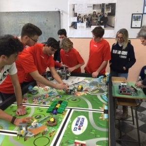 Calasanzio in finale alla First Lego League