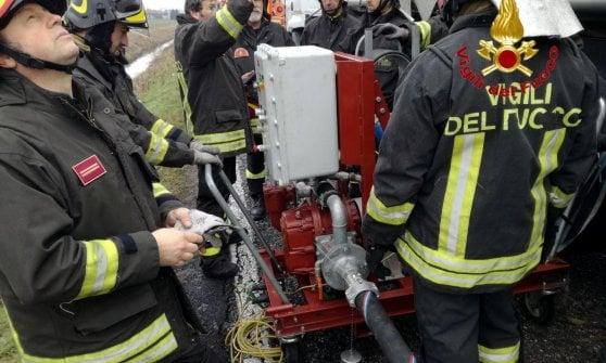 Fuga di gas a Sori, evacuate trenta persone