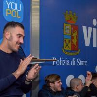 Viviano, il portiere della Samp, a 'Una vita da social'