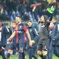 Il Genoa trionfa sull'Inter a Marassi