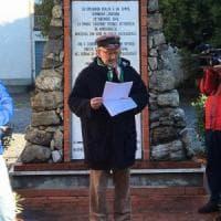 Valle Arroscia, i candidati in montagna per firmare il patto antifascista