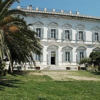 Villa Croce, missione genovese del Principato