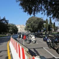 Genova, i bus Atp sfrattano i posteggi per le moto