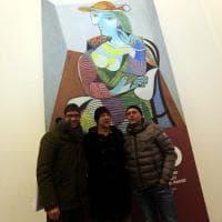 Ballardini al Ducale per la mostra su Picasso