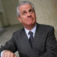 Claudio Scajola a Genova, il