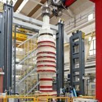 Ansaldo presenta la prima mega-turbina