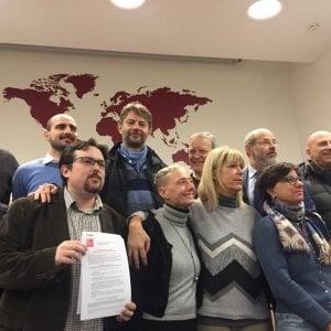 Manifesto contro l'azzardo, firmano tutti i candidati della sinistra e anche uno del centro-destra