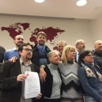 Manifesto contro l'azzardo, firmano tutti i candidati della sinistra e anche