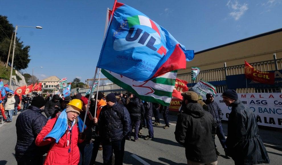 Omba, da Vicenza a Genova contro la chiusura decisa da Malacalza