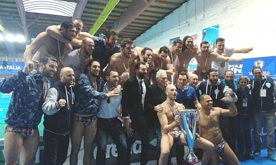 Pro Recco da record, Coppa Italia numero 13