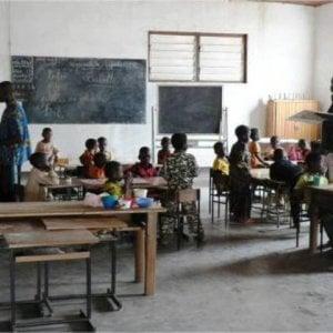 La Pro Recco in vasca per sostenere una missione in Centrafrica