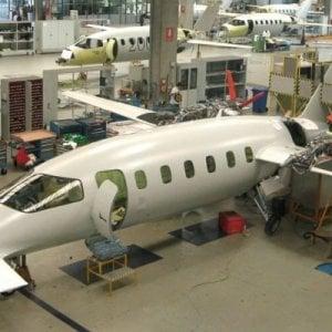 Piaggio Aero: lettere di licenziamento per 114 lavoratori