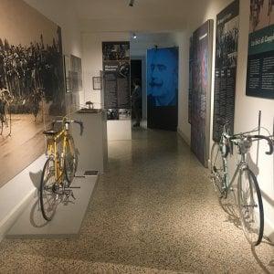 Coppi, Bartali e Girardengo, in mostra le biciclette dei campionissimi