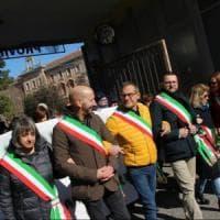 Biodigestore, la rivolta dei sindaci, la protesta spacca la maggioranza