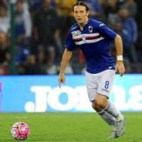 Sampdoria, Barreto fermo per tre settimane