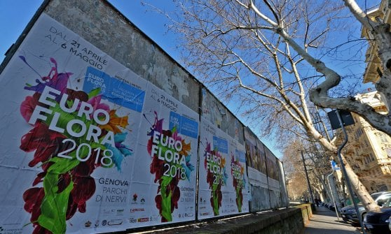 Euroflora, banco di prova per il trasporto secondo Bucci