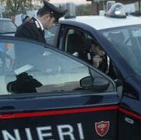 Pattuglione dei carabinieri a Sampierdarena: anche un arresto per droga
