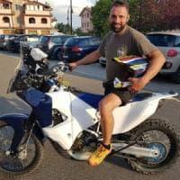 Balestrino, morto il biker Fausto