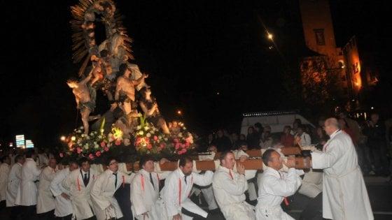 Savona, rinviata per pioggia la processione
