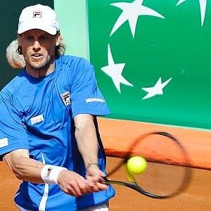 Tennis: Davis, Fognini vince, Seppi perde.