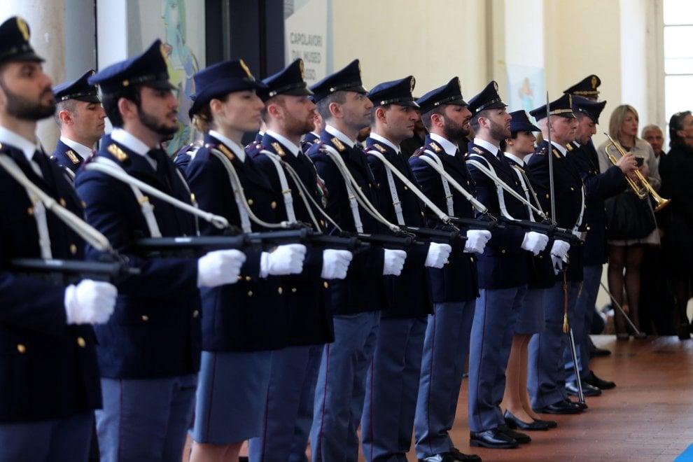 A Palazzo Ducale la festa della Polizia, consegnate le onorificenze