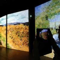 Un tuffo nei colori di Van Gogh, la mostra all'Expò
