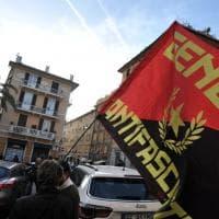 Manifestazione antifascista e concerto di Lealtà Azione, Nervi presidiata