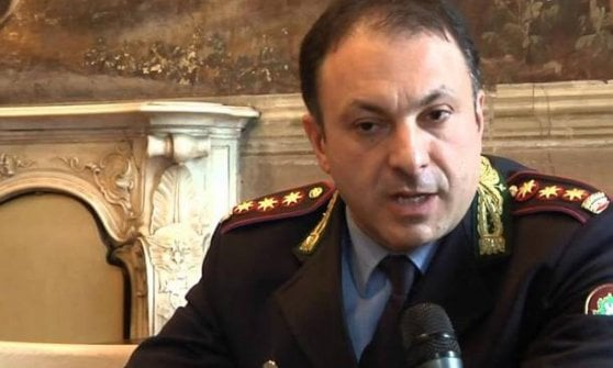 Un carabiniere a capo dei vigili
