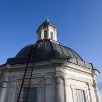 Torna a splendere la cupola della cattedrale di San Lorenzo