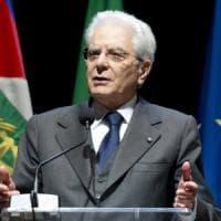Il presidente Mattarella in visita al Gaslini il 15 maggio