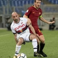 Roma-Genoa, il fotoracconto della partita