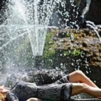 Caldo record in Liguria, 34 gradi a Rapallo