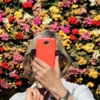 Euroflora stile Bucci, a Genova sole, colori e ordine ma non c'è l'assalto